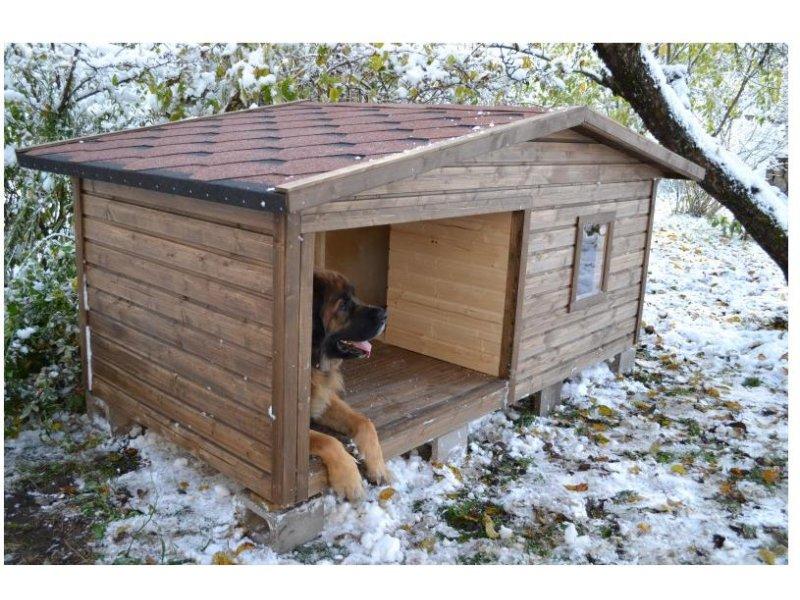 71b06f5665a Inpuit soojustatud koerakuut Max soojustatud-koerakuut-max - OX.ee