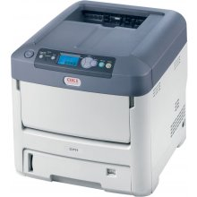 Printer Oki C711dn Laserdrucker Farbe