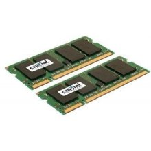 Mälu Crucial DDR2 4GB KIT CT2KIT25664AC667