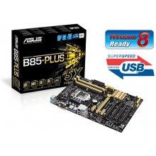 Материнская плата Asus B85-PLUS, DDR3-SDRAM...