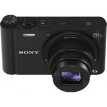 Фотоаппарат Sony DSC-WX350, чёрный