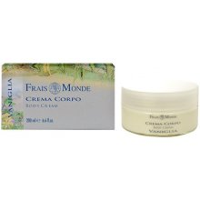 Frais Monde Body Cream Vanilla, Cosmetic...