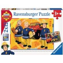 RAVENSBURGER RAVEN. 2X12 EL. Strażak Sam