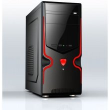 Korpus Gembird gaming PC case Midi Tower ATX...