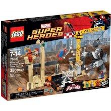 LEGO Super Heroes Rhino и Sandman Super...