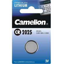 Camelion CR2025, liitium, 1 pc(s)