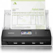 Сканер BROTHER ADS-1600W, 210 x 297, 600 x...
