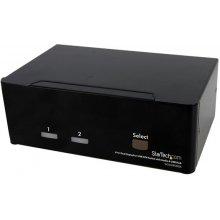 StarTech.com 2 Port Dual DisplayPort USB KVM...