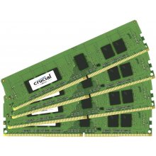 Mälu Crucial 16GB KIT DDR4 2133 MT/s 4GBx4...