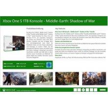 Игровая приставка Microsoft XBOXONE S 1TB...