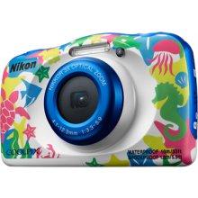 Fotokaamera NIKON W100 marine + bag