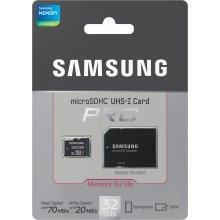 Флешка Samsung microSDHC Pro 32GB Class 10...