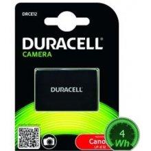 DURACELL Li-Ion Akku 750 mAh for Canon...