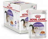 Royal Canin FHN STERILISED in Jelly 12x85G