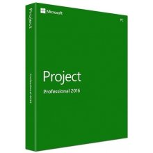 Microsoft Project 2016 Professional (DE) Win...