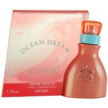 Ocean Dream Coral, EDT 100ml, tualettvesi...