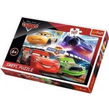 TREFL 160 elements Cars 3
