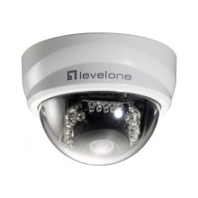 LevelOne 2-MEGAPIX DAY/NIGHT P/T POE