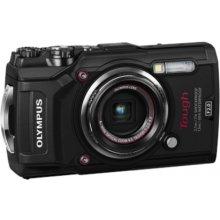 Fotokaamera OLYMPUS TG-5 black