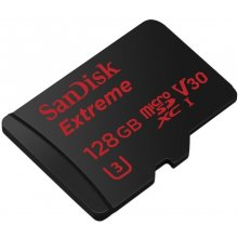 Mälukaart SanDisk EXTREME microSDXC 128 GB...