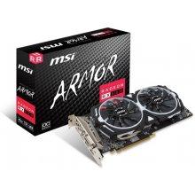 Videokaart MSI Radeon RX 580 ARMOR 4G OC 4GB