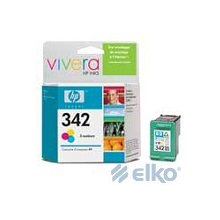 Тонер HP Cartridge 342 tri-colour Vivera |...