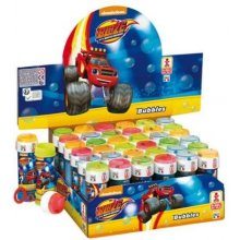 Brimarex Bubbles 60ml/36 pieces Blaze