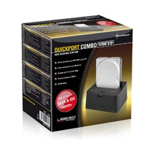 Sharkoon QUICKPORT COMBO USB3.0