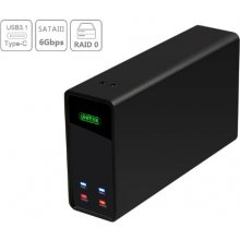 """Unitek Type-C disk väline enclosure 2.5 """"USB..."""