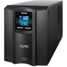 ИБП APC Smart-UPS C 1500VA LCD 230V