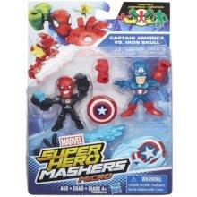 HASBRO AVN Micro 2-pack, Captain Americavs...