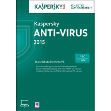 KASPERSKY LAB Kaspersky Anti-Virus 2015...