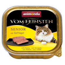 Animonda Vom Feinsten SENIOR linnuliha 100g