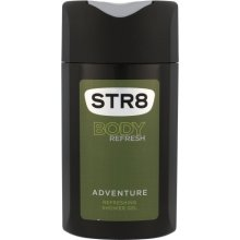 STR8 Adventure 250ml - гель для душа для...