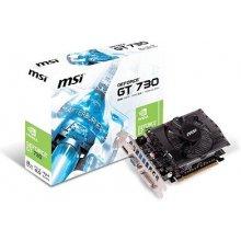 Видеокарта MSI 2GB GT730 PCI-e