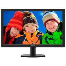 "Монитор Philips 243V5LSB/00 23.6 "", Full HD..."