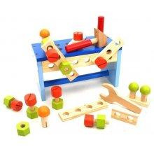 Brimarex Wooden Box - tools