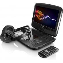 Meediapleier Lenco DVP-937, LCD, 640 x 234...