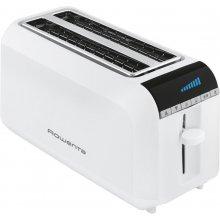 ROWENTA TL6811 Langschlitz-Toaster белый