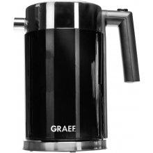 Чайник Graef WK 62 Wasserkocher чёрный