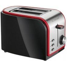 Bomann TA 1567 CB 800W красный чёрный / inox