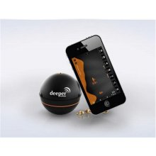 Deeper Echolot echo sounder smart fishfinder...