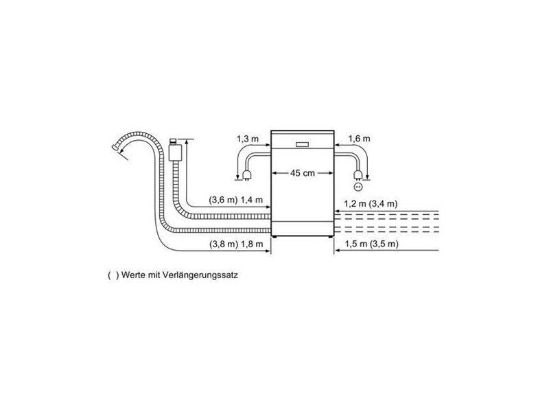 Neff GKV 451 Einbaugeschirrspüler (EEK: A+) S58E50X1EU - OX.ee | {Einbaugeschirrspüler 77}