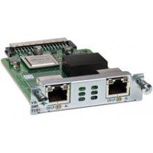 CISCO VWIC3-2MFT-T1/E1, Wired, PCI...