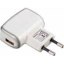 Hama Toalaadija USB 1A белый