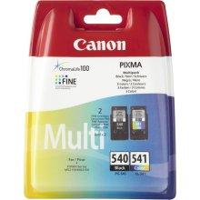 Tooner Canon PG-540 / CL-541, Black, Cyan...
