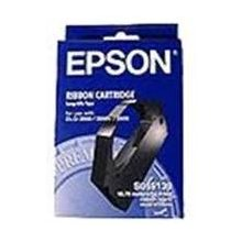 Тонер Epson чёрный fabric long life ribbon...