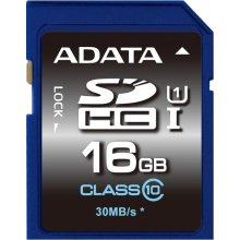 Флешка ADATA память card SDHC UHS1 16GB...