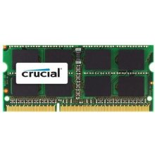 Mälu Crucial 4GB DDR3 1066 MT/s CL7 PC3-8500...