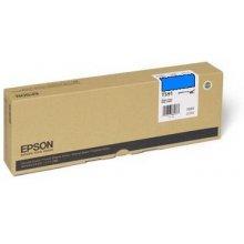 Тонер Epson чернила cartridge голубой T 591...
